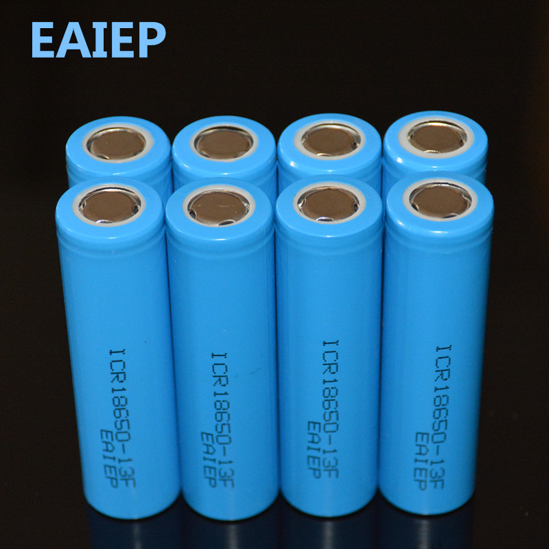 Литий-ионный аккумулятор Eaiep ICR18650-13F 1300mAh