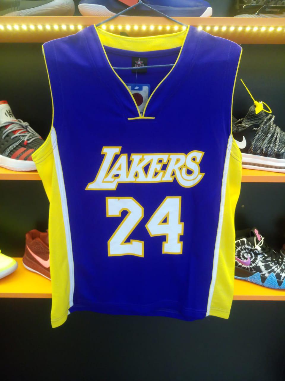 Баскетбольная форма Los Angeles Lakers - фото 2