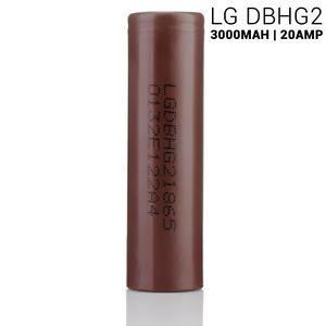 Аккумулятор LG Li-on 18650 INR18650HG2 3000mAh 20A (LGDBHG21865)
