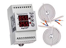 Терморегулятор ТК-6 (-55… +125°C, 6А)