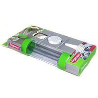 7181 FISSMAN Кондитерский шприц с набором 13 дисков для печенья и 6 насадок для крема (пластик)