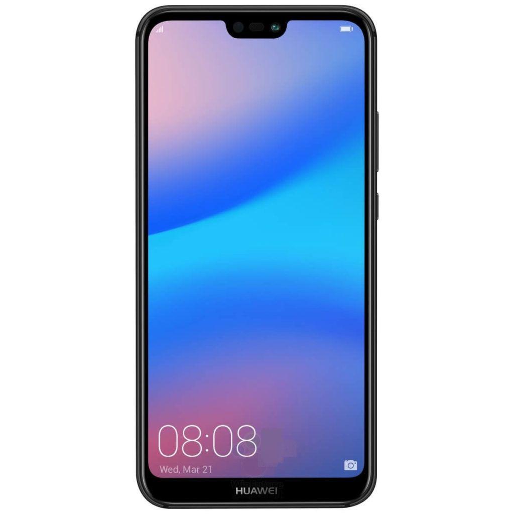 Смартфон Huawei P20, черный