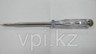 Отвертка-пробник электрический большой, 100-500В  De&Li