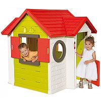 Игровой детский домик со звонком Smoby 810402