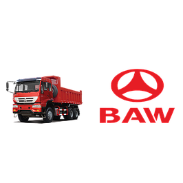 Карданные валы для грузовиков Baw