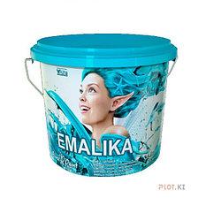 Универсальная глянцевая эмаль на водной основе Emalika 1 кг