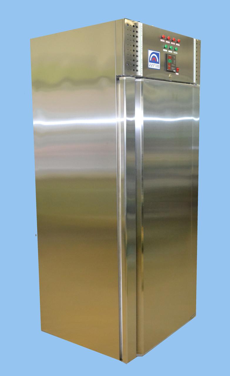 Камеры нормального  твердения и  влажного хранения образцов бетона и раствора КНТ-300