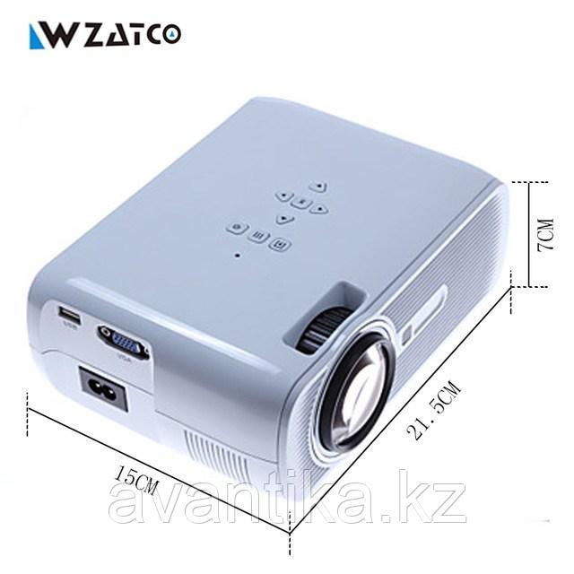 Андроид проектор Wzatco CTL80 - фото 3