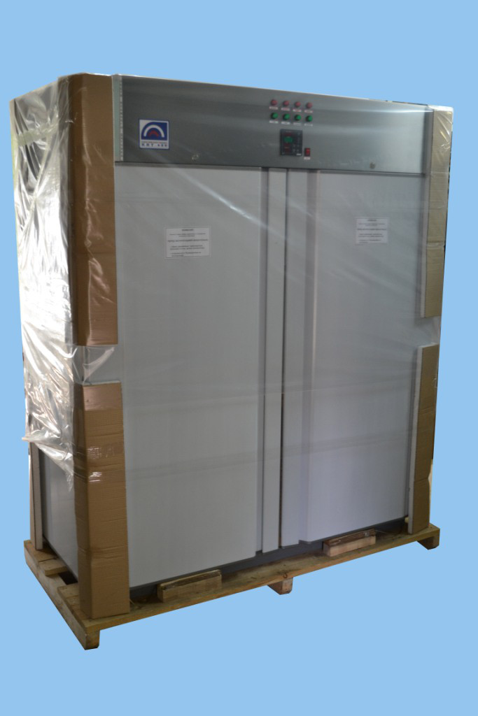 Камеры нормального  твердения и  влажного хранения образцов бетона и раствора КНТ-600