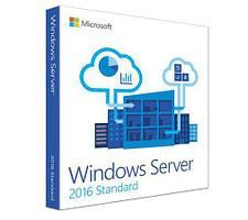 Windows Server Std 2016 64B RUS 1PK 16Core P73-07122