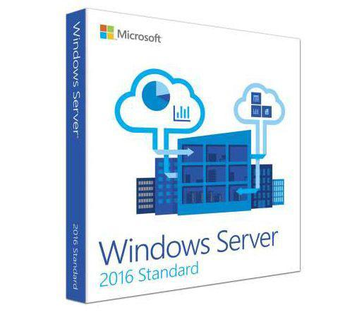 Windows Server Std 2016 64B RUS 1PK 16Core P73-07122