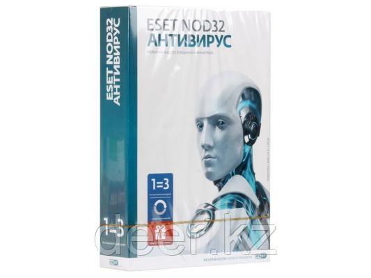 ESET NOD32 Antivirus - Универсальная лицензия на 1 год на 3ПК или продление на 20 месяцев NOD32-ENA-1220(BOX)-1-1