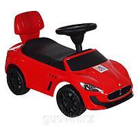 Детская каталка Chilok Bo Toys Maserati красный