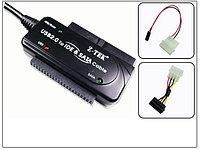 Адаптер Z-TEK USB2.0 - IDE/SATA