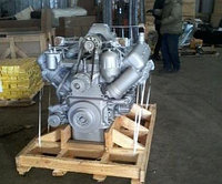 Двигатель без коробки передач и сцепления 2 комплектации (ПАО Автодизель) для двигателя ЯМЗ 238Д-1000188