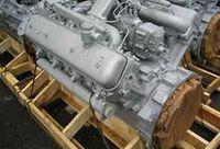 Двигатель без коробки передач и сцепления осн. комплектации (ПАО Автодизель) для двигателя ЯМЗ  238ДИ-1000186