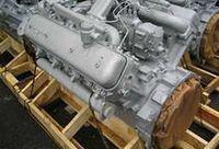 Двигатель без коробки передач и сцепления 10 комплектации (ПАО Автодизель) для двигателя ЯМЗ 238ДЕ-1000196