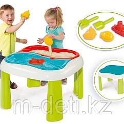 Стол-песочница для песка и воды 840107 Smoby
