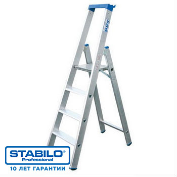 Лестница-стремянка 4 ступ. KRAUSE STABILO