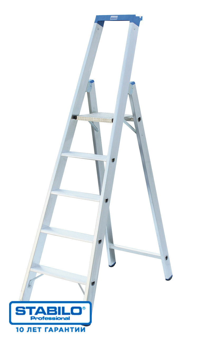 Лестница-стремянка 5 ступ. KRAUSE STABILO