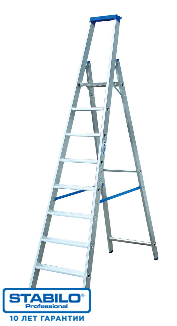 Лестница-стремянка 8 ступ. KRAUSE STABILO
