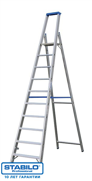 Лестница-стремянка 10 ступ. KRAUSE STABILO
