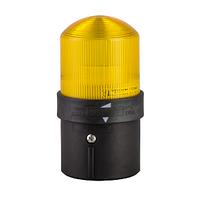 Жёлтая световая колона, 230 В, IP65, IP66. монтажный диаметр 70 мм