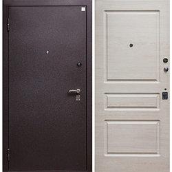 Входная дверь Алмаз 14 Капучино три