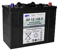 Тяговый аккумулятор Sonnenschein (Exide) GF 12 105 V, фото 1