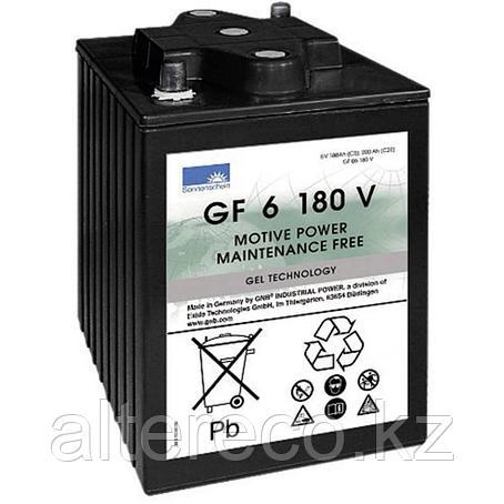 Тяговый аккумулятор Sonnenschein (Exide) GF  06 180V (6В, 200Ач), фото 2