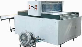 Рилевочная машина плоского типа для переплетного картона  FLAT GR-1100PX
