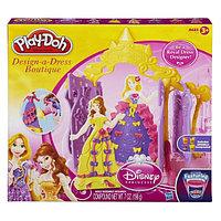 PLAY-DOH. Набор пластилина Бутик для Принцесс Дисней, фото 1