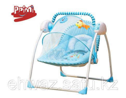 Детский шезлонг-люлька Primi