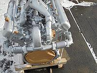 Двигатель без коробки передач и сцепления 1 комплектации (ПАО Автодизель) для двигателя ЯМЗ 238НД4-1000187