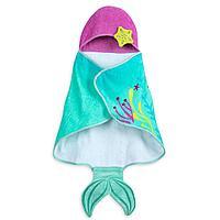 Пляжное полотенце «Русалка Ариэль» для малышей