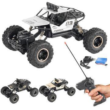 Радиоуправляемая машинка Rock Crawler 1:16 4WD 03 Team Maxis
