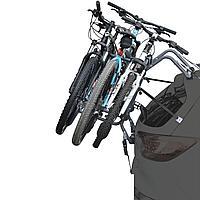 Крепление велосипеда на заднюю дверь премиум-класса Peruzzo Pure Instinct для 3 велосипедов (Италия)