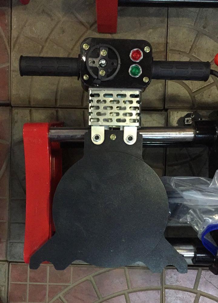 Нагреватель для сварочного аппарата для пластиковых труб ф 450мм