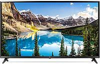 """Телевизор LG SmartTV LED 49"""" (124см) (49UJ630V) черный, фото 1"""
