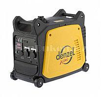 Генератор инверторный GT-3500i, X-Pro 3,5 кВт, 220В,цифровое табло, бак 7,5 л, ручной старт 94644 (002)