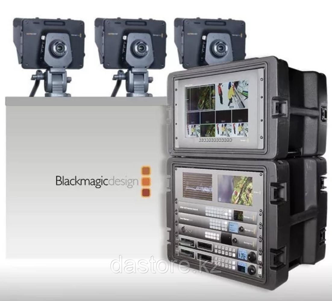 Blackmagic Design видео ПТС на 6-8 камер