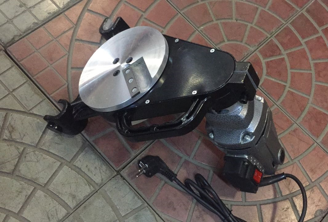 Торцеватель для сварочного аппарата гидравлического ф 315мм