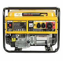 Генератор бензиновый GE 8900, 8,5 кВт, 220В/50Гц, 25 л, ручной старт 94639 (002)