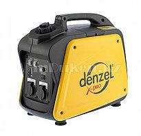 Генератор инверторный GT-2100i, X-Pro 2,1 кВт, 220В, бак 4,1 л, ручной старт 94642 (002)