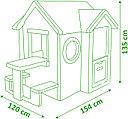 Игровой детский домик со столом 810401 Smoby, фото 3