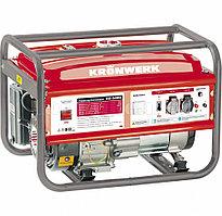 Генератор бензиновый KB 5000, 5,0 кВт, 220В/50Гц, 25 л, ручной старт 94693 (002)
