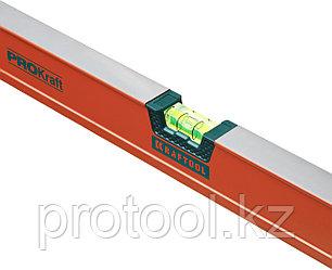 Уровень KRAFTOOL алюминиевый, 2 глазка, 60см, фото 2