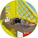 Игровой домик с кухней, красный 810713 Smoby, фото 4