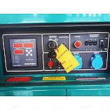 Дизельный генератор ALTECO ADG 15000 ES DUO, фото 5