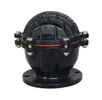 Клапаны обр. приемные с сеткой фланцевые H42X-2.5 LY Ру-16 Ду-100